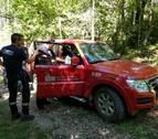 Hallan en buen estado al hombre de 84 años desaparecido en Arizkuren