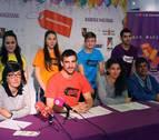 Teatro musical de los estudiantes de Jaso Ikastola en Baluarte sobre la diversidad