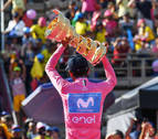 Richard Carapaz no hará el Tour y es duda para la Vuelta