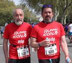 Dos corredores invidentes correrán el EDP San Fermín Marathon