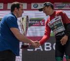 """Cepeda, ganador de la Vuelta a Navarra: """"Carapaz nos ha demostrado que no hay imposibles"""
