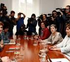 Chivite se presentará a la investidura si logra el apoyo de Geroa Bai, Podemos e I-E