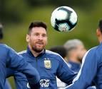 Messi revela que su hijo Mateo celebra los goles del Madrid