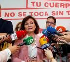 Calvo prioriza la investidura de Sánchez a que el PSN gobierne en Navarra