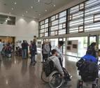 Civican acoge una exposición para visibilizar a las personas con parálisis cerebral