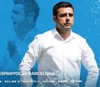 David Gallego toma el relevo de Rubí en el banquillo del RCD Espanyol