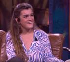 Amaia Romero revela en 'La Resistencia' que tiene