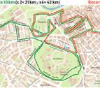 2.500 deportistas, a la carrera este sábado en la San Fermín Marathon