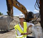 Yolanda Azcona, empresaria y ganadera