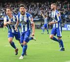 Deportivo-Málaga y Mallorca-Albacete, playoffs de ascenso