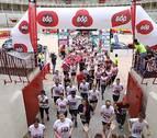 Sergio Glaría y Alejandra Arribas se imponen en la VI EDP San Fermín Marathon