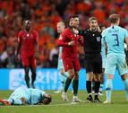 Portugal, campeón de la Liga de Naciones en la despedida de Undiano Mallenco
