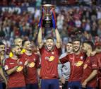 Xisco realizará el saque de honor en el partido de Osasuna ante la Real