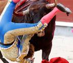El diestro Román causará baja en la feria de San Fermín