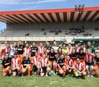 Osasuna Femenino demostró su favoritismo en la Copa IMQ