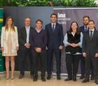 Caja Rural y la Universidad de Navarra premian cinco proyectos emprendedores