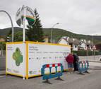 Seis nuevos puntos limpios en localidades de la Comarca de Pamplona