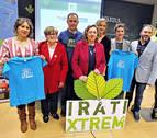 El próximo sábado se disputa la Irati Xtrem, reina del cicloturismo