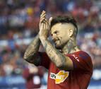 Rubén García quiere quedarse en Osasuna
