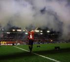 Oier desea seguir en Osasuna a pesar del interés de la MLS