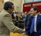 Vox levanta su veto al presupuesto andaluz y da estabilidad al Gobierno
