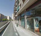 Atropellado un niño por una bicicleta en la calle Erletoquieta en Pamplona