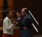 El PSN presidirá el Parlamento y quiere que Bildu no esté en la Mesa