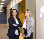 Laura Sandúagana la fase territorial del Premio Mujer Empresaria CaixaBank