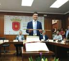 Gonzalo Fuentes Urriza (Navarra Suma), nuevo alcalde de Estella