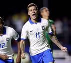 Coutinho sí funciona con Brasil