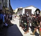 Día de espadas y sandalias en Andelos