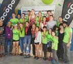 Leire Ruiz de Argandoña y Mikel Gorraiz, campeones navarros 'overall'
