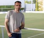 """Andoni Alonso, entrenador de la Mutilvera: """"El año que viene lo volveremos a intentar"""""""