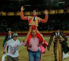 Luis David sustituye a Román en la Feria del Toro