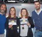 Gabarrús-Sexmilo y Ordóñez-Santos se reparten los títulos en el Trofeo Canalla