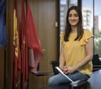 """Amaya Larraya: """"Confío en llegar a acuerdos con el PSN por el bien del Valle"""""""