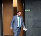 La Mesa del Parlamento de Navarra estudiará este martes su ampliación