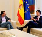 Pedro Sánchez prefiere ir a elecciones antes que ceder ministros a Pablo Iglesias