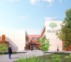 Comienza la construcción de la residencia de Cizur que gestionará Idea