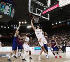 El Real Madrid, campeón de la Liga Endesa tras ganar el cuarto partido de la final