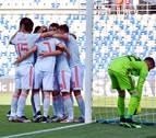 Ganar y golear, claves para que España sub 21 pase primera de grupo