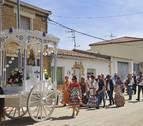 Rada celebró la edición XXIV de la Romería Rocío junto con múltiples turistas