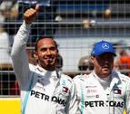Hamilton repite 'pole' en el Paul Ricard y Sainz saldrá sexto