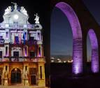 El Ayuntamiento de Pamplona y el acueducto de Noáin se unen por el síndrome de Dravet