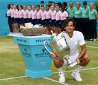 Feliciano López logra el título en Queen's