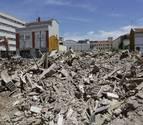 Un informe dice que no había gatos en la demolición de Burlada