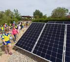 Sendaviva acoge una planta solar para el autoconsumo del parque