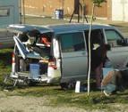 Una agencia de detectives detecta infracciones en las 6 áreas de autocaravanas municipales