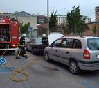 Tres incendios sin heridos este fin de semana en Pamplona