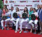 Dieciséis pelotaris participarán en el II Torneo Femenino de San Fermín